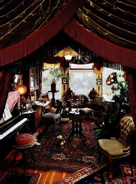 victorian decor hints pinterest victorian colonial how to do the victorian parlour old house interiors