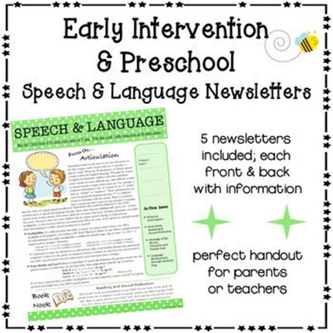 1000 Ideas About Preschool Newsletter On Pinterest Preschool Newsletter Templates Classroom Early Childhood Newsletter Templates