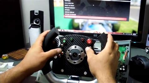volante f1 xbox 360 xbox 360 steering wheel mod f1