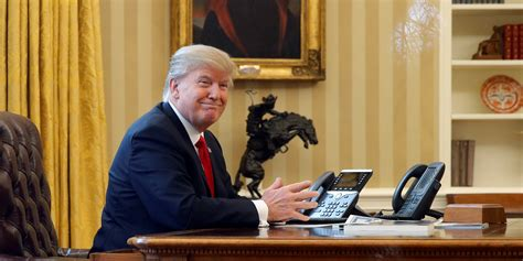 trump in the oval office inside trump s hectic but lonely first weeks in the