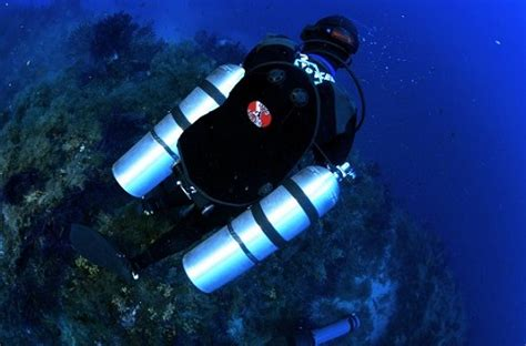 pinne dive system acquasub gav divesystem side mount jacket