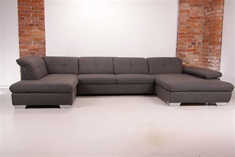 big sofa weiß grau xora sofa amazing xora sofa qualitat in grau weia textil