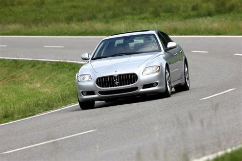 2009 Maserati Quattroporte Review by 2009 Maserati Quattroporte S Review Top Speed