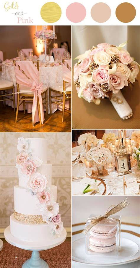 wedding colors 2016 10 color combination ideas to wedding ideas gold wedding