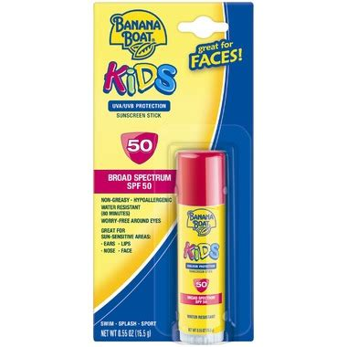 banana boat sunscreen canada buy banana boat kids sunscreen stick at well ca free