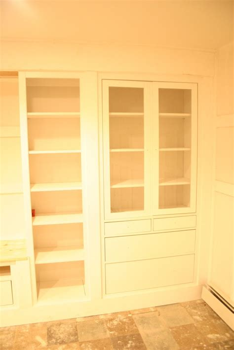Bookcase At Ikea The Built Ins Part One Built Ins Bookcase Storage And