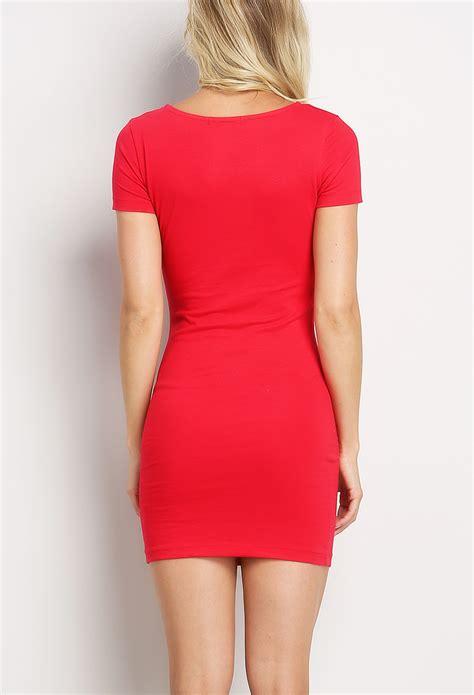 Fvr Basic Mini Dress basic mini dress shop dresses at papaya clothing