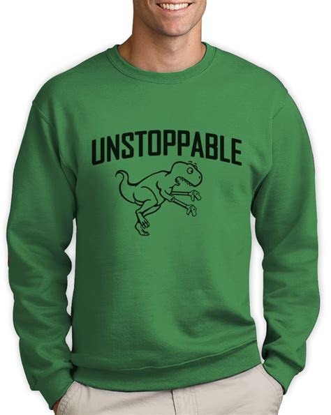 Unstoppable T Rex Meme - unstoppable t rex t rex toy claw hand sweatshirt hates