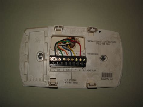 thermostat wire colors 187 saving some green part 1