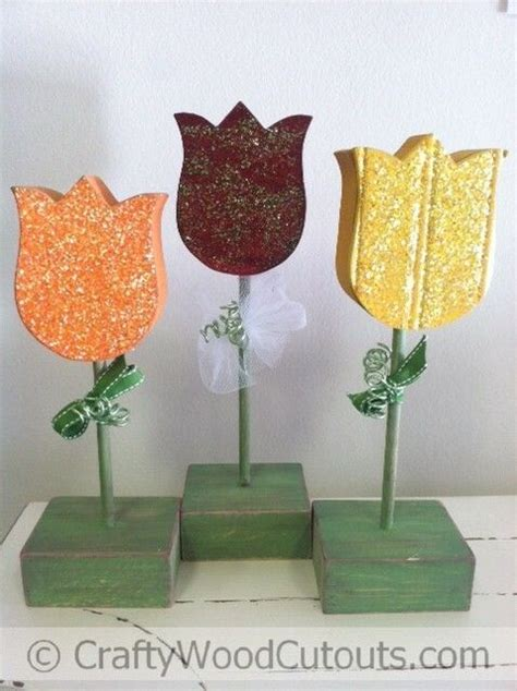 1000 ideas about wooden flowers on wood