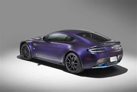 purple aston martin q by aston martin bringing four new bespoke models to