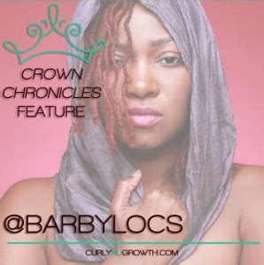 crown chronicle hair feature of indieafrikanas thick locs crown chronicle of barbylocs curlynugrowth