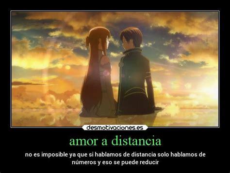 imagenes de amor a distancia anime amor a distancia desmotivaciones