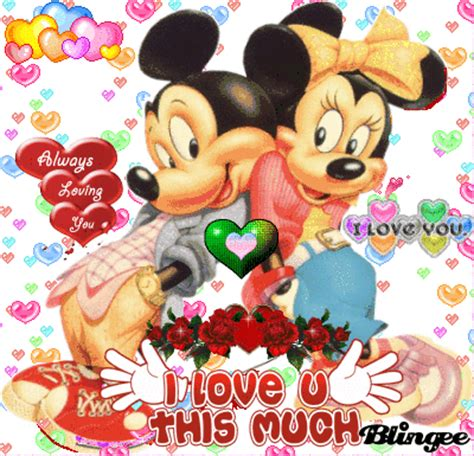 imagenes de i miss you oh mickey i love you picture 82531245 blingee com