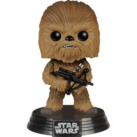 bobblehead porg wars chewbacca pop bobblehead fk 6228 from
