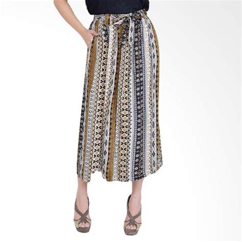 Celana Dalam Wanita Batik jual daily deals jfashion corak batik tannia rok celana wanita salur krem harga