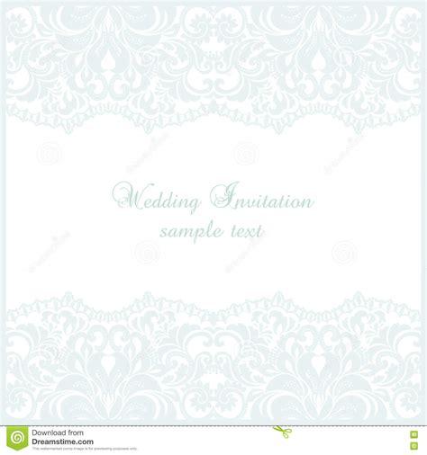 Minimal Wedding Anniversary Cards Templates Vector by Wedding Lace Card Vector Cartoondealer 74796569