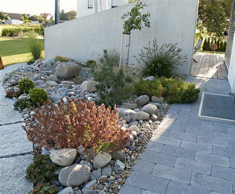 moderne vorgärten vorgarten