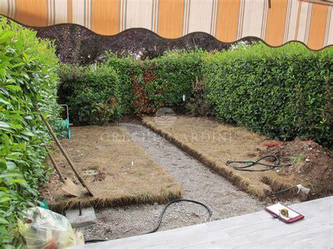 giardino villetta il nuovo giardino della villetta a schiera buffalora i