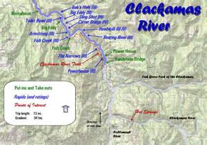 river trip maps oregon river experiences