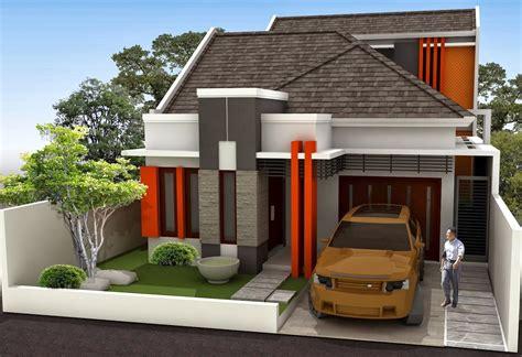 rumah minimalis idaman    bentuk sederhana