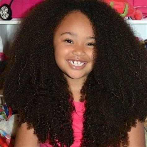 afro hairstyles for toddlers afro kids hairstyle