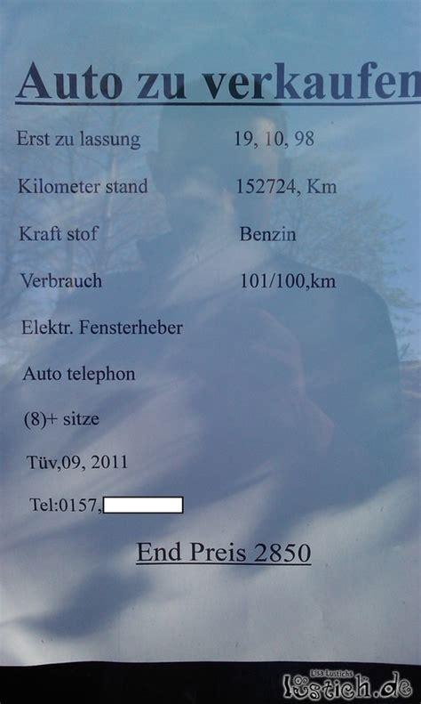 Auto An Und Verkauf by Auto Zu Verkaufen Bild Lustich De