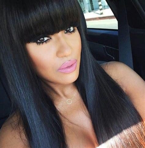 Wig Cleopatra Poni Sing 258 best 25 bangs ideas on hair