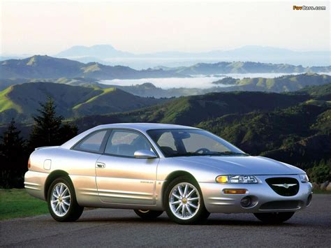 1997 Chrysler Sebring by 1997 Chrysler Sebring Information And Photos Zombiedrive