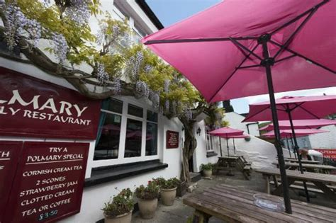 The Polmary Restaurant The Polmary Restaurant Polperro Restaurant Reviews