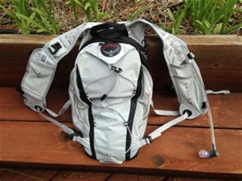 osprey rev 6 hydration pack osprey rev 1 5 hydration pack ultrarunnerpodcast