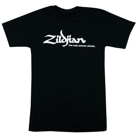 Tshirt Zildjian Black by Zildjian Black Classic T Shirt