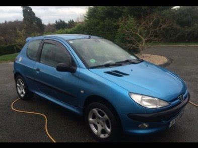 2001 peugeot 206 for sale in castlecomer kilkenny from