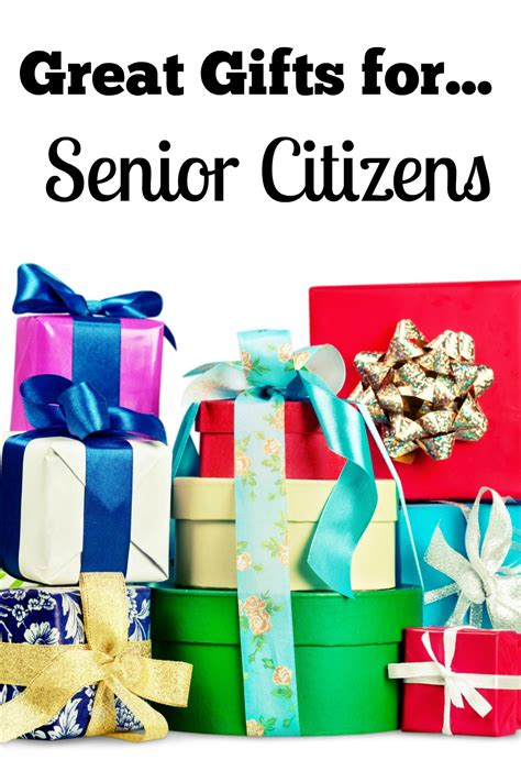 great gifts for senior citizens