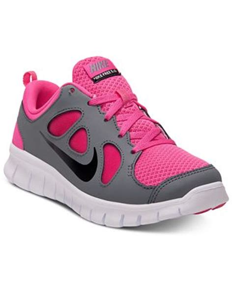 finish line kid shoes nike shoes free run 5 running sneakers from