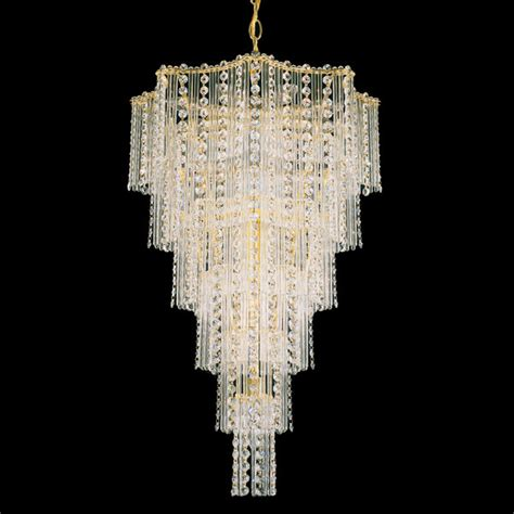 Swarovski Chandelier Schonbek Swarovski Lighting 2651 Jubilee 17 Light Chandelier