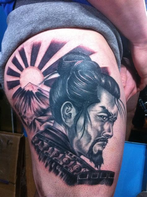 tattoo geisha and samurai samurai tattoo by christianmasot on deviantart