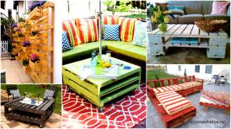 27 best outdoor pallet furniture ideas and designs for 2017 27 of the worlds best ways to transform pallets into outdoor furniture