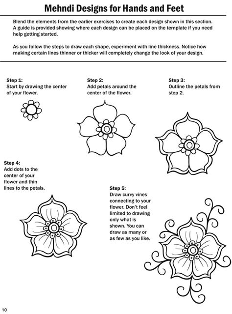 how to start a doodle page how to create mehndi designs doodles coloring pages