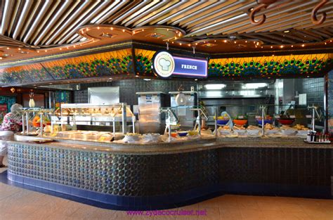 carnival buffet 104 carnival elation cruise cozumel lido buffet