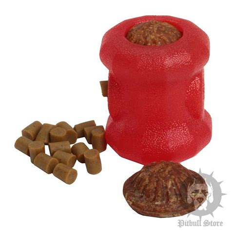 brain toys for dogs treat filled for staffy small size 163 14 50