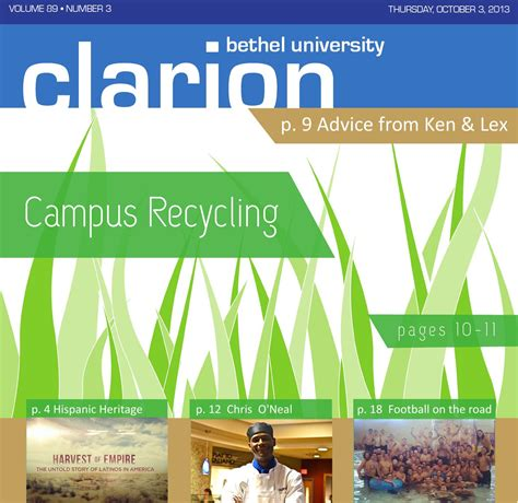 Bethel Mba Log In by Bethel Clarion 10 03 13 By Bethel Issuu