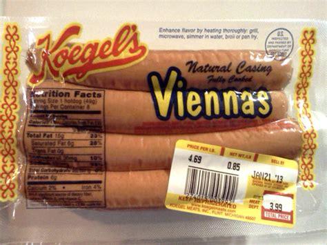 koegel dogs michigan s higher standards flint coney resource site