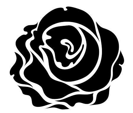 fresh tribal rose tattoo stencil tribal tattoos for