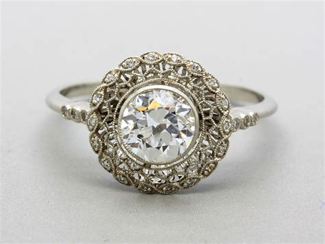 vintage engagement rings 1920s www pixshark com images
