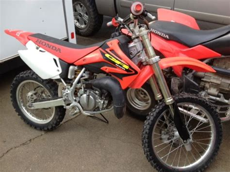Honda Cr85 For Sale 2003 Honda Cr85 Big Wheel Atvs Other For Sale In Lafayette