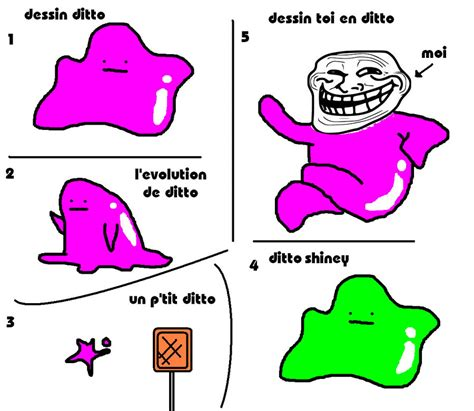 Ditto Memes - ditto meme by lescrieursdinfo on deviantart