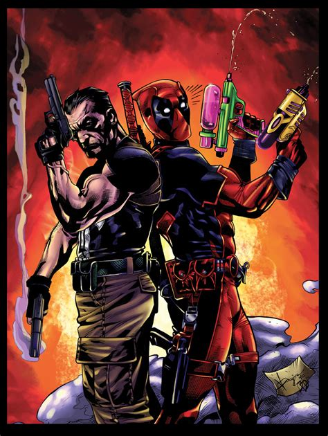 deadpool vs the punisher nothing out of the extraordinary june 2011