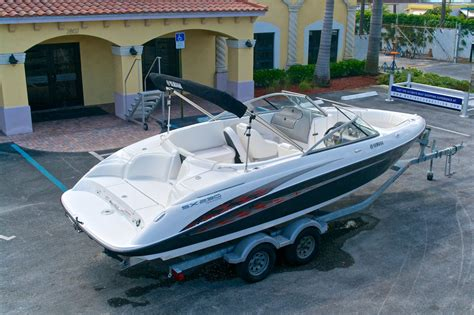 yamaha boat engine used used 2005 yamaha sx 230 twin engine boat for sale in west