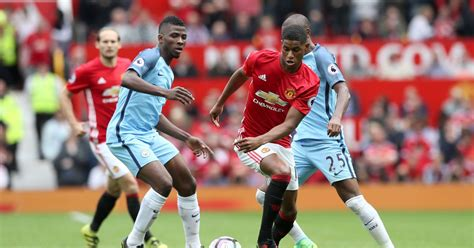 rashford united ace beaten by manchester united ace rashford and city